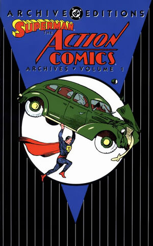 Archive Editions Action Comics 01