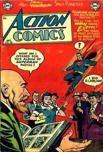 Action Comics Issue 185