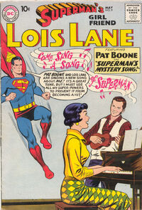 Supermans Girlfriend Lois Lane 009