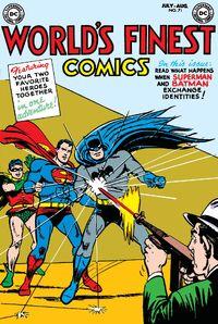 World's Finest Comics 071