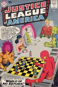 Justice League of America Vol 1 1