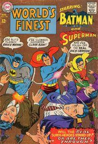 World's Finest Comics 168