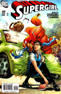 Supergirl 2005 10