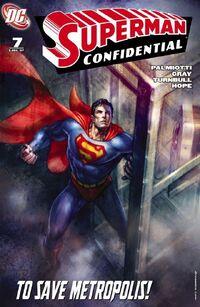 Superman Confidential 07