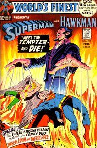 World's Finest Comics 209