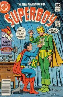 Superboy 1980 17