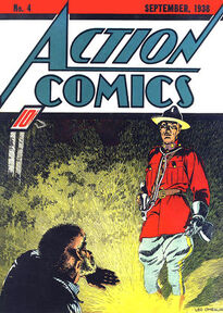 Action Comics Issue 4