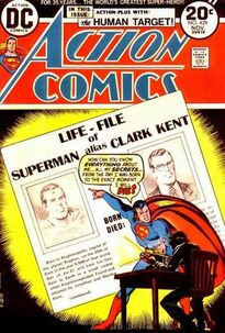 Action Comics Issue 429