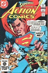 Action Comics Issue 549