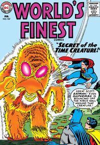 World's Finest Comics 107