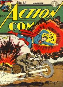 Action Comics Issue 66