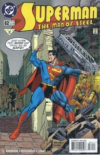 Superman Man of Steel 82