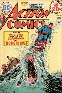 Action Comics Issue 439