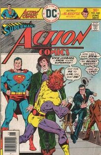 Action Comics Issue 460