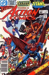 Action Comics Issue 546