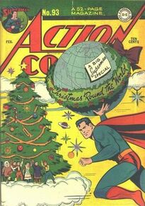 Action Comics Issue 93