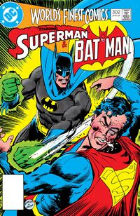 World's Finest Comics 302