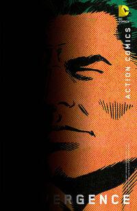Convergence Action Comics Vol 1 2 Variant
