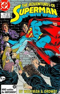 The Adventures of Superman 433