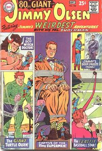 Supermans Pal Jimmy Olsen 104