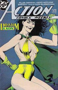 Action Comics Weekly 639