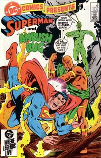 DC Comics Presents 081
