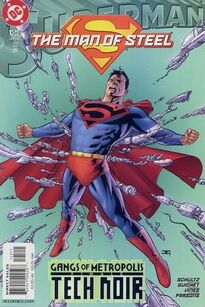 Superman Man of Steel 125