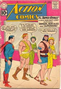 Action Comics Issue 279