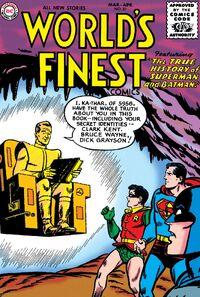 World's Finest Comics 081