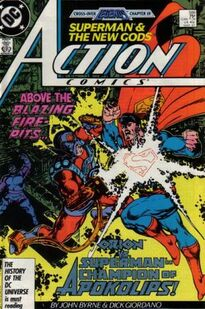 Action Comics Issue 586