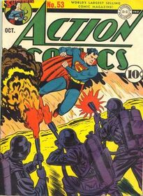 Action Comics Issue 53