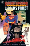 Batman and Superman Adventures Worlds Finest The Official Comics Adaptation Vol 1 1