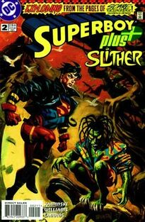 Superboy Plus 2