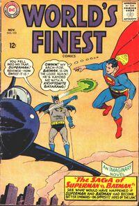 World's Finest Comics 153