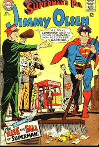 Supermans Pal Jimmy Olsen 107