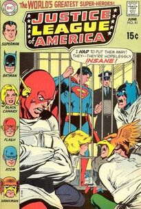Justice League of America Vol 1 81