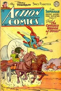 Action Comics Issue 184