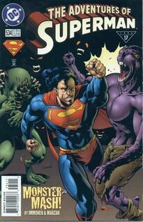 The Adventures of Superman 534