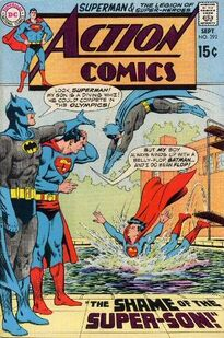 Action Comics Issue 392