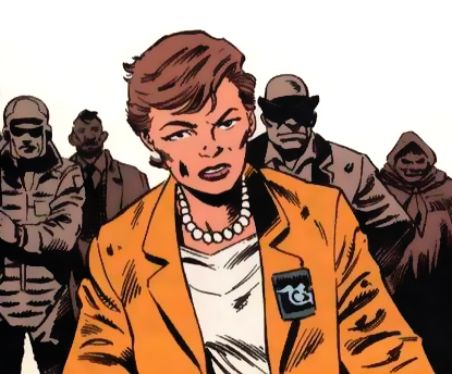 File:Maggie Sawyer - Adventures of Superman Annual 05.png