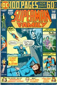 Superman Family 167