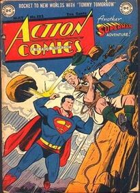 Action Comics Issue 132