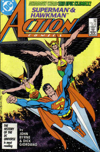 Action Comics Issue 588