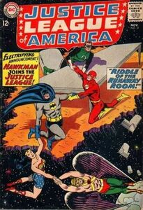 Justice League of America Vol 1 31