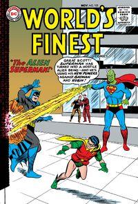 World's Finest Comics 105