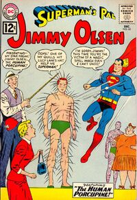 Supermans Pal Jimmy Olsen 065