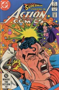 Action Comics Issue 540