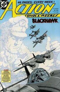 Action Comics Weekly 633