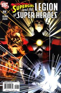 Supergirl Legion 33