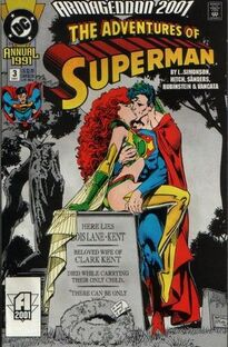 The Adventures of Superman Annual 3